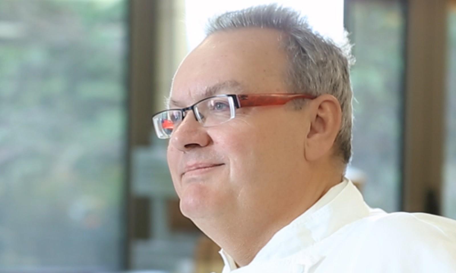 Küchendirektor Thomas Röttele empfiehlt: